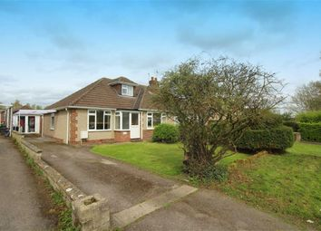 Thumbnail 3 bedroom semi-detached bungalow for sale in Cardigan Close, Swindon