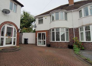 Thumbnail 3 bed semi-detached house for sale in David Road, Handsworth, Birmingham