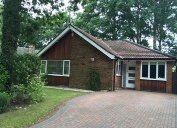 Thumbnail 4 bedroom bungalow to rent in Parkway, Crowthorne