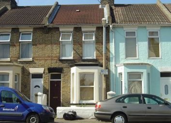 Thumbnail 3 bedroom terraced house to rent in May Road, Gillingham, Kent