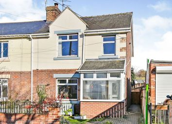Thumbnail 3 bed semi-detached house for sale in Garden Crescent, Ebchester, Consett