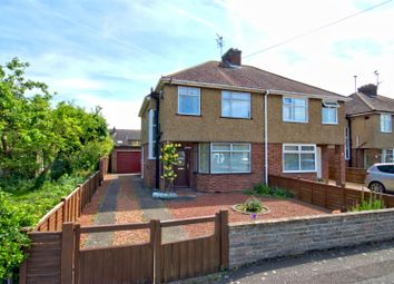 Thumbnail 3 bed semi-detached house for sale in The Limes, Sawston, Cambridge