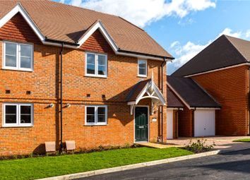 Thumbnail 3 bed semi-detached house for sale in Water Meadow Place, Shackleford Road, Elstead, Surrey
