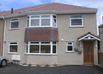 Thumbnail 1 bed flat to rent in Heath Road, Downend, Bristol