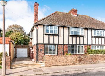 Thumbnail 4 bedroom semi-detached house for sale in Watchester Avenue, Ramsgate