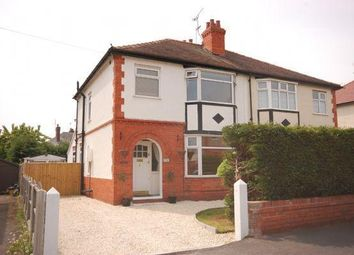 3 bed semi-detached house to rent in Cambrian Avenue, Vicars Cross, Chester CH3