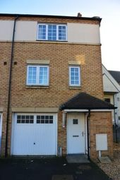 Thumbnail 3 bed end terrace house to rent in Dainty Grove, Grange Park, Northampton, Northamptonshire