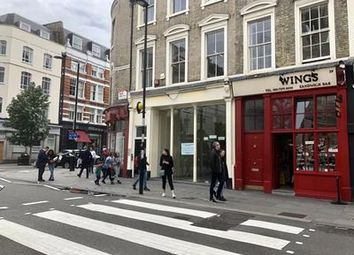 Retail premises to let in Drury Lane, London WC2B