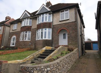 Thumbnail Flat to rent in Hangleton Road, Hove