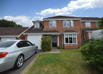 Thumbnail 5 bedroom detached house for sale in Skey Drive, Nuneaton
