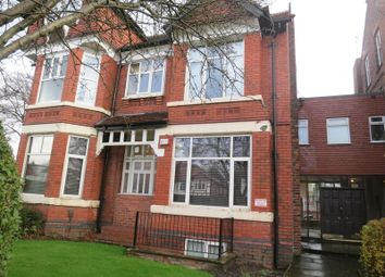 Thumbnail 2 bedroom flat to rent in Wilmslow Road, Didsbury, Manchester