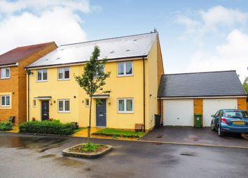 3 bed semi-detached house for sale in Laurel Drive, Emersons Green, Bristol BS16