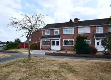 Thumbnail 4 bed semi-detached house for sale in Kings Drive, Wistaston