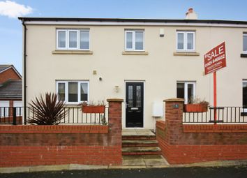 Thumbnail 3 bed semi-detached house for sale in 9 Smethurst Farm Mews, Wigan