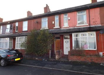 Thumbnail 3 bed terraced house for sale in Kippax Street, Manchester, Greater Manchester