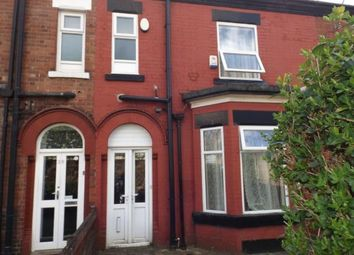 Thumbnail 4 bedroom terraced house for sale in Richmond Grove, Manchester, Greater Manchester