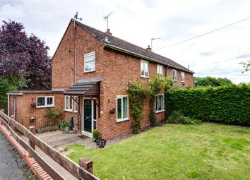 Thumbnail 3 bed semi-detached house for sale in Queens Estate, Wichenford, Worcester