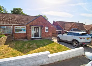 Thumbnail 2 bed semi-detached bungalow for sale in Woodley Grove, Ormesby, Middlesbrough