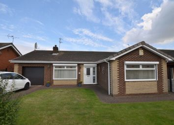 Thumbnail 3 bed detached bungalow for sale in Tamarisk Way, Scunthorpe
