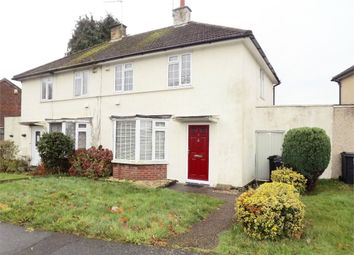 Thumbnail 3 bed semi-detached house for sale in Repton Manor Road, Ashford, Kent