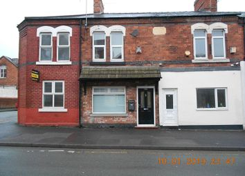 Thumbnail 1 bedroom flat to rent in Edleston Road, Crewe