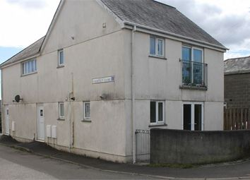Thumbnail 1 bedroom flat to rent in Chestnut Close, Station Road, Bere Alston, Devon.