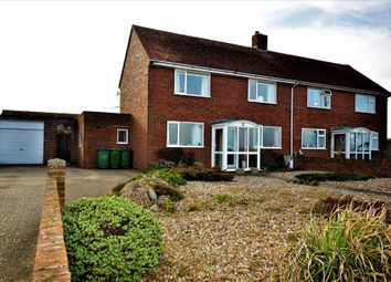 Thumbnail 3 bed semi-detached house for sale in Coast Drive, Lydd On Sea, Romney Marsh