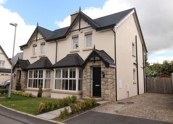 Thumbnail 3 bed semi-detached house for sale in Tullynagardy Lane, Newtownards