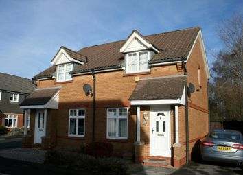 Thumbnail 2 bed semi-detached house to rent in Terrier Close, Hedge End, Southampton