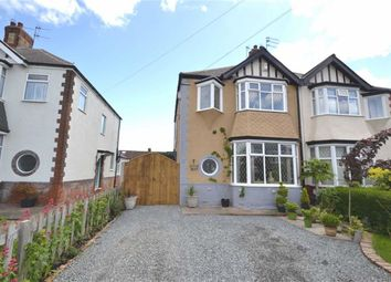 Thumbnail 3 bed semi-detached house for sale in Belgrave Drive, Hull