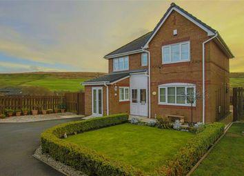 Thumbnail 4 bed detached house for sale in Cotman Close, Bacup, Lancashire