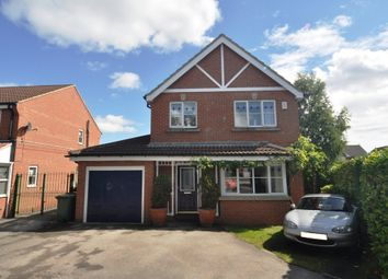 Thumbnail 4 bedroom detached house for sale in Chepstow Drive, Middleton, Leeds