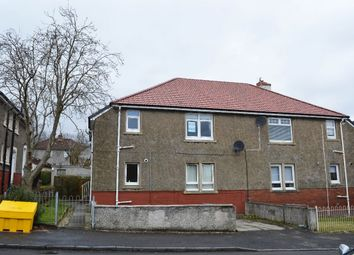 Thumbnail 2 bed flat for sale in Frederick Street, Coatbridge