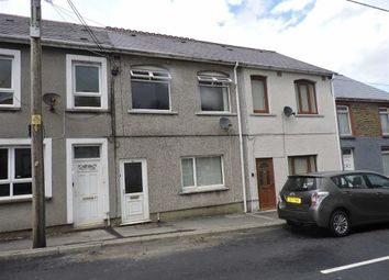 Thumbnail 2 bed terraced house for sale in Park Street, Lower Brynamman, Ammanford