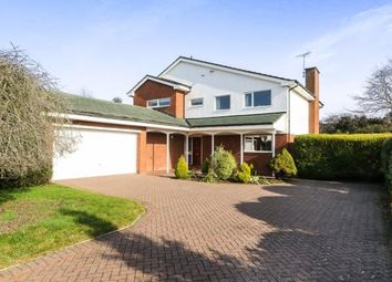 Thumbnail 4 bed detached house for sale in The Paddock, Curzon Park South, Chester, Cheshire