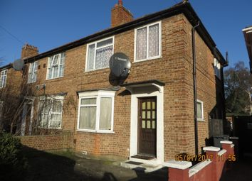 Thumbnail 3 bed semi-detached house for sale in Addison Avenue, Hounslow, Middlesex