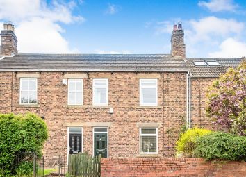 Thumbnail 3 bedroom terraced house for sale in Whorlton Terrace, North Walbottle, Newcastle Upon Tyne