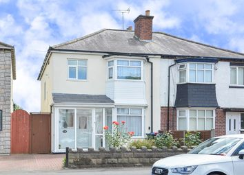 Thumbnail 3 bed semi-detached house for sale in Holly Lane, Smethwick