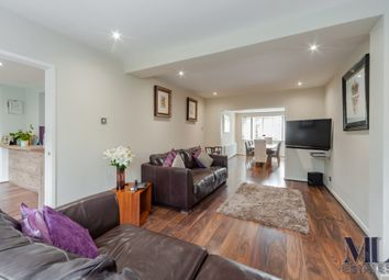 Thumbnail 4 bed detached house for sale in Claremont Road, Hadley Wood