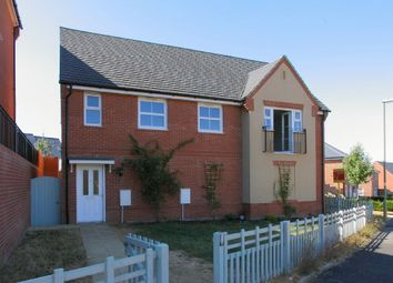 Thumbnail 2 bed maisonette for sale in Fleece Close, Andover