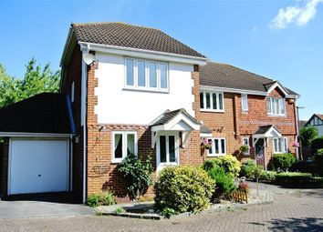 Thumbnail 2 bed property to rent in St. Pauls Close, Addlestone
