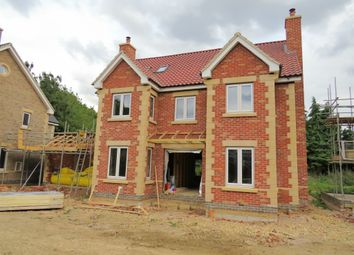 Thumbnail 5 bedroom detached house for sale in Oundle Road, Orton Longueville, Peterborough