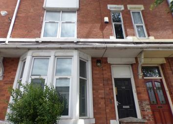 Thumbnail 5 bed terraced house for sale in Hucknall Road, Carrington, Nottingham, Nottinghamshire