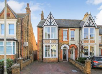 4 bed semi-detached house for sale in Nelson Road, Whitstable CT5