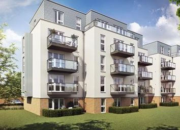 Thumbnail 1 bed flat for sale in Bleriot Gate, Station Road, Addlestone