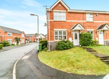 Thumbnail 3 bedroom end terrace house for sale in Russet Wood, Plymouth