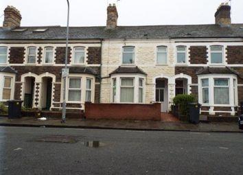 Thumbnail 3 bed terraced house for sale in Llandough Street, Cardiff, Caerdydd