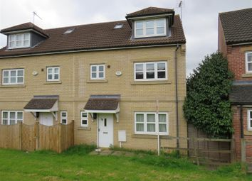 Thumbnail 4 bed semi-detached house for sale in Blisworth Close, Northampton
