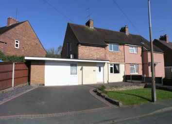 Thumbnail 3 bed semi-detached house for sale in Stourbridge, Amblecote, Churchill Drive