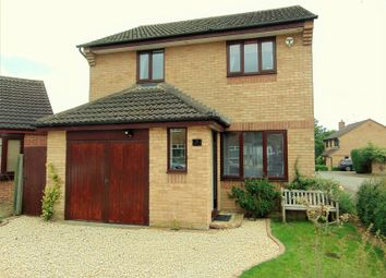 Thumbnail 3 bedroom detached house for sale in Anscomb Way, Woodford Halse